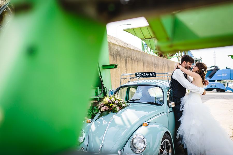 Bruidsfotografie kasteel Hoekelum | Bram & Anouk