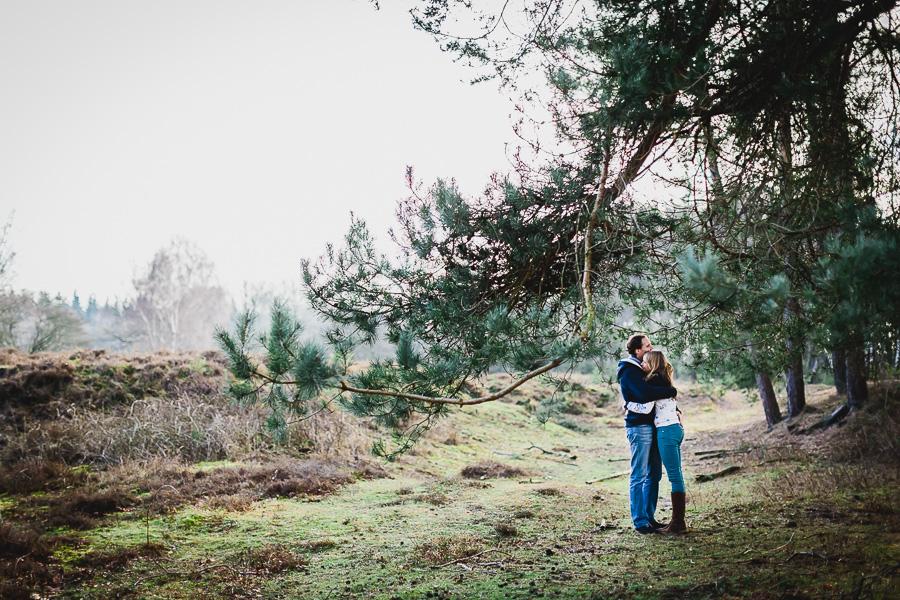 LEngagementshoot Lage Vuursche | Arjen & Rianne | SUSANSUSAN.nl
