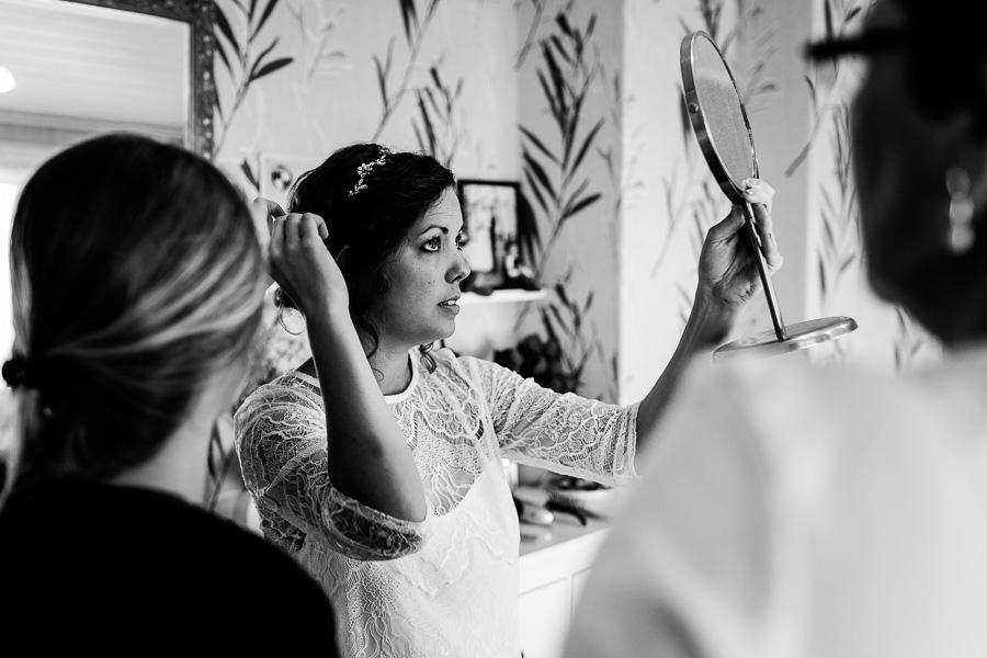 Bruidsfotografie Villa Augustus Dordrecht   Kees & Marianne