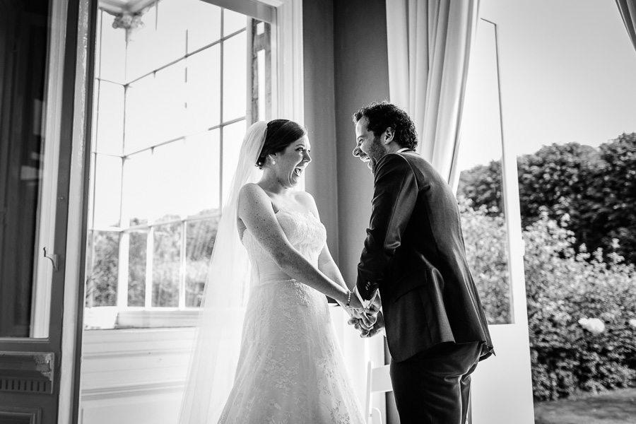 Bruidsfotograaf Orangerie Elswout
