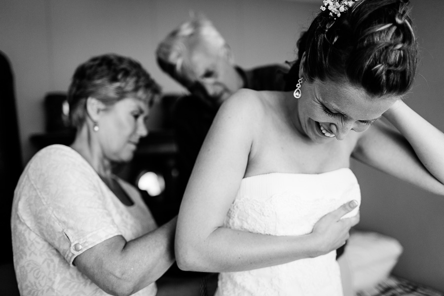 Bruiloft Op Hodenpijl