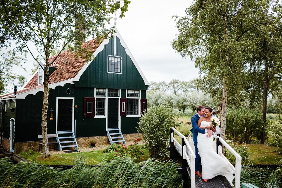 Trouwen op de Zaanse Schans | Geiza & Martijn