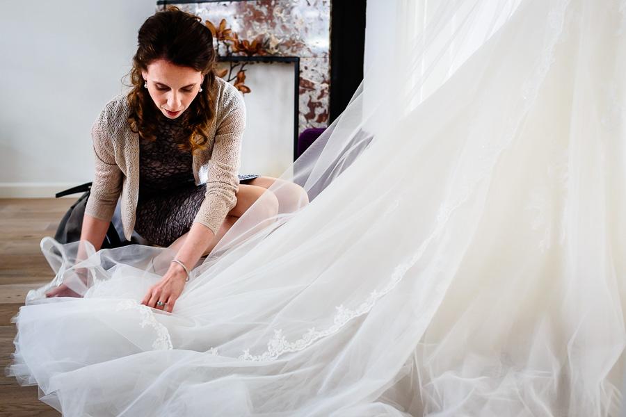 Trouwen West Indisch Huis Amsterdam | SUSAN documentaire bruidsfotografie