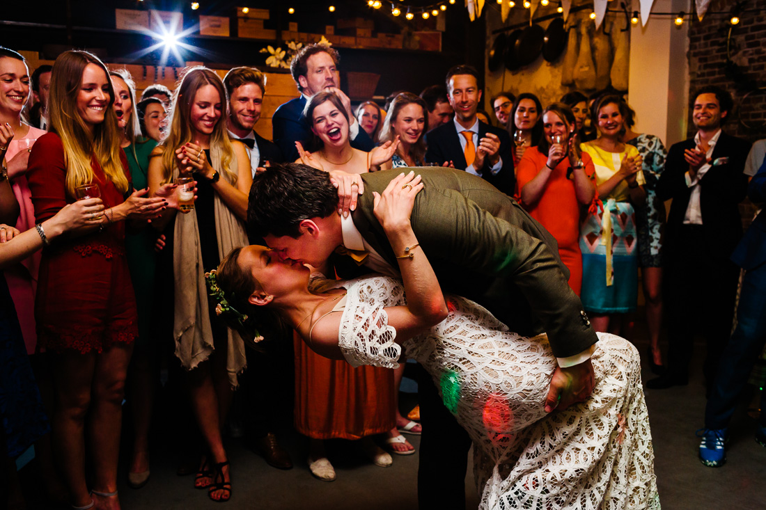Best of 2017 | Journalistieke bruidsfotografie