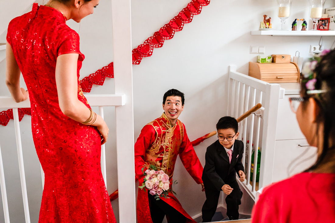 Trouwen bij Vidaa in Bergschenhoek | Multiculturele bruiloft  | Let Me Tell Your Story bruidsfotografie