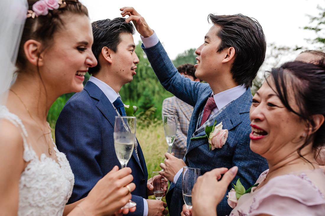 Trouwfotograaf Chinese bruiloft | Trouwen bij Vidaa in Bergschenhoek | Chinese bruiloft  Let Me Tell Your Story bruidsfotografie