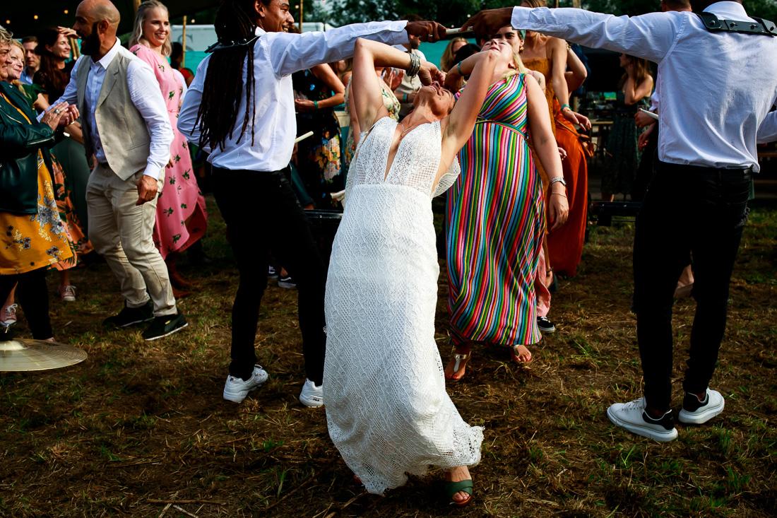 Journalistieke bruidsfotograaf