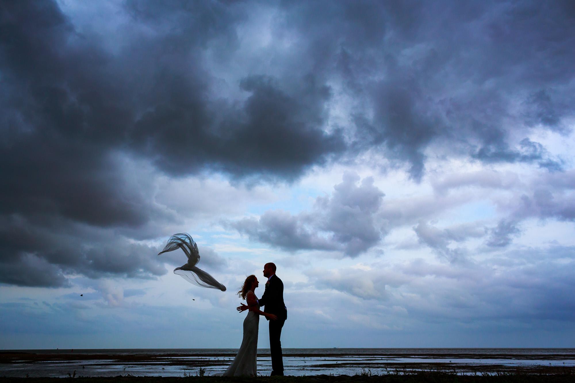 Fotoshoot Vlieland | Bruiloft Vlieland | Trouwfotoshoot