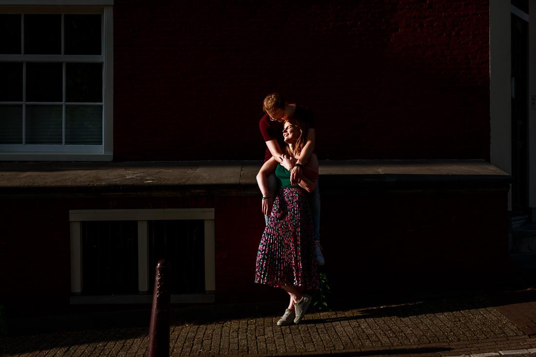 Loveshoot | Golden Hour shoot | Verlovings shoot| Fotograaf Loveshoot | Let me tell your story | fotograaf Amersfoort