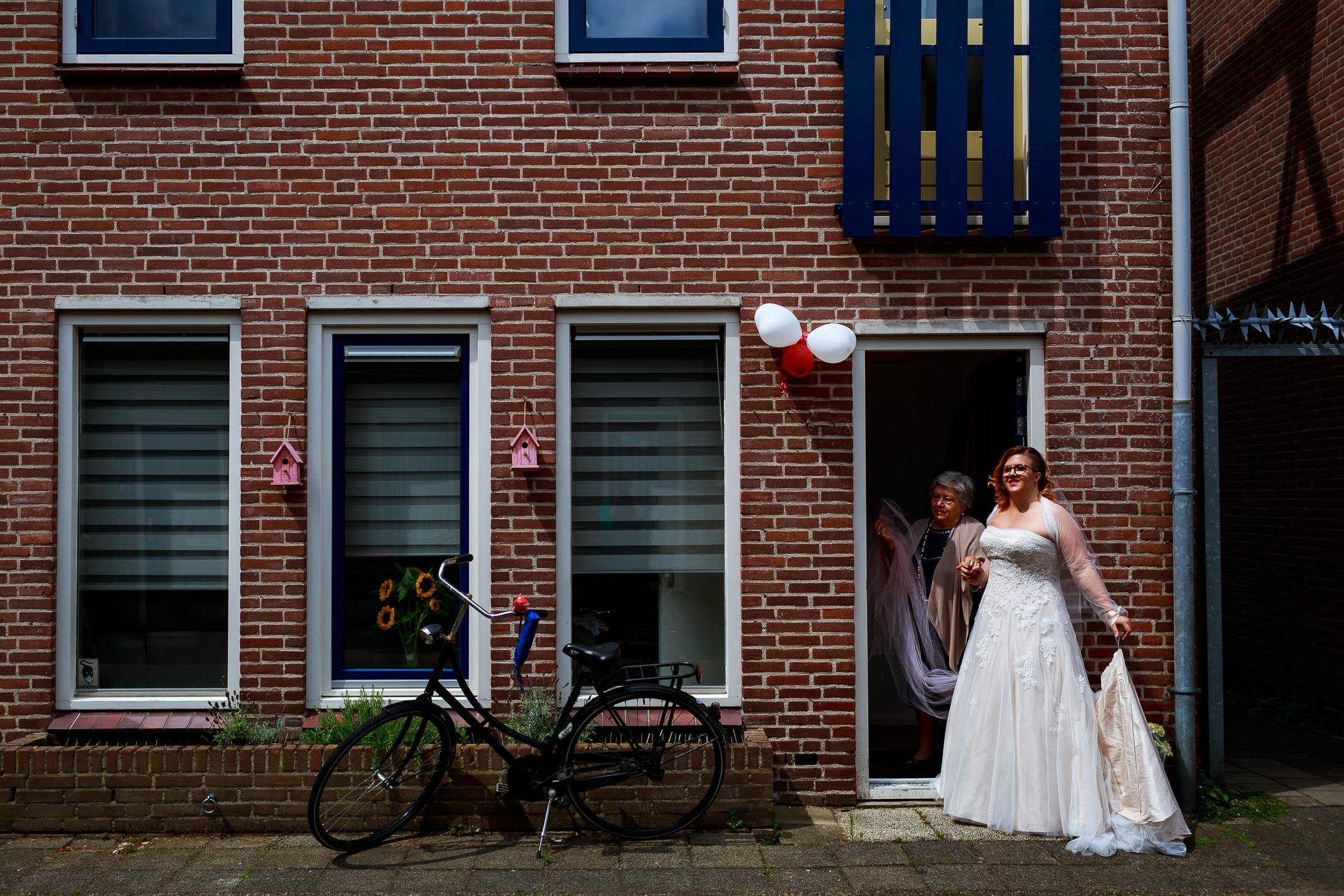 Trouwfotograaf Utrecht | Trouwen bij Molen de Ster | Bruidsfotograaf Utrecht | Trouwen in Utrecht