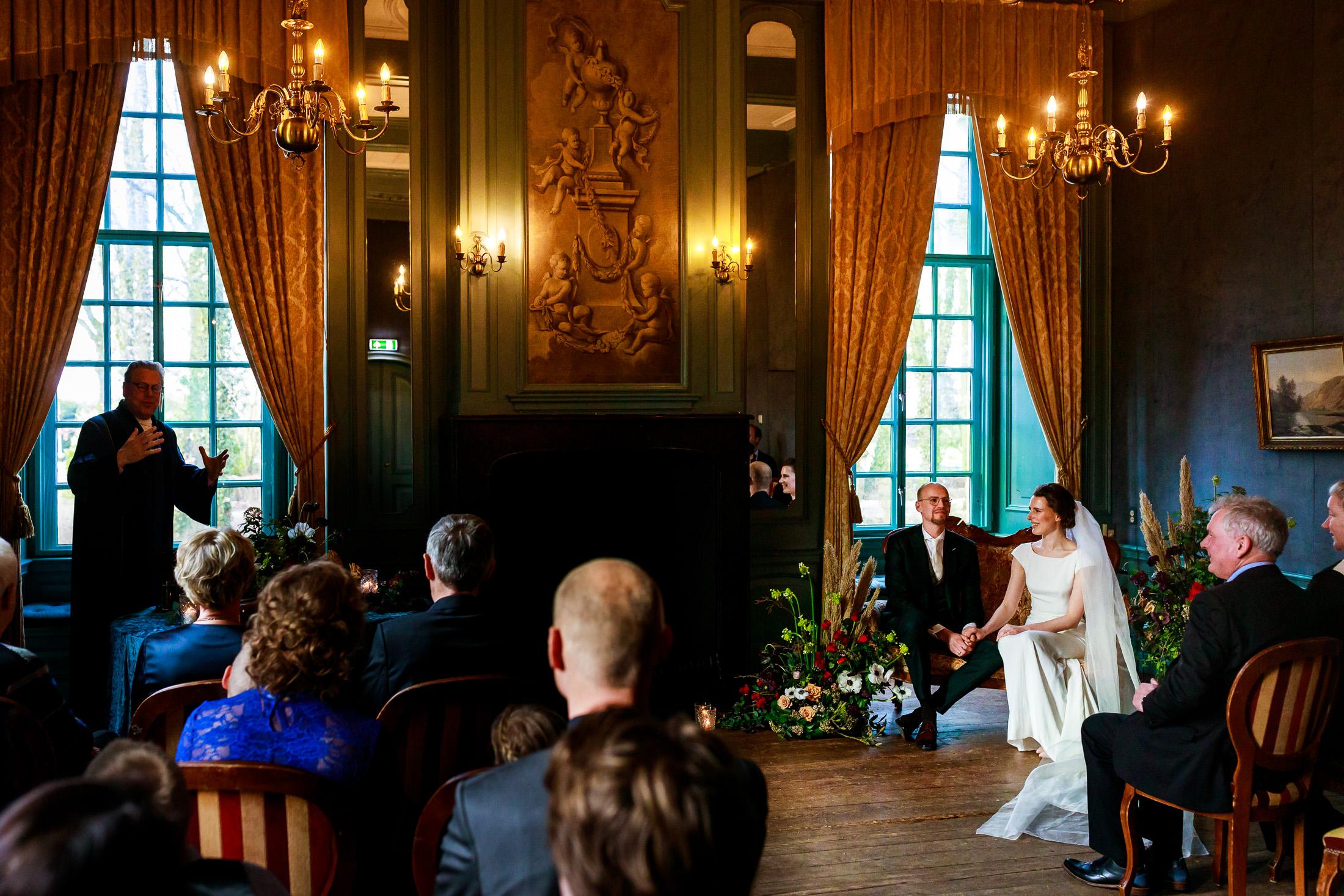 Mooiste trouwlocaties van Nederland | Trouwen in een kasteel | Kasteelbruiloft | Romantische trouwlocatie | Trouwen Kasteel Wijenburg