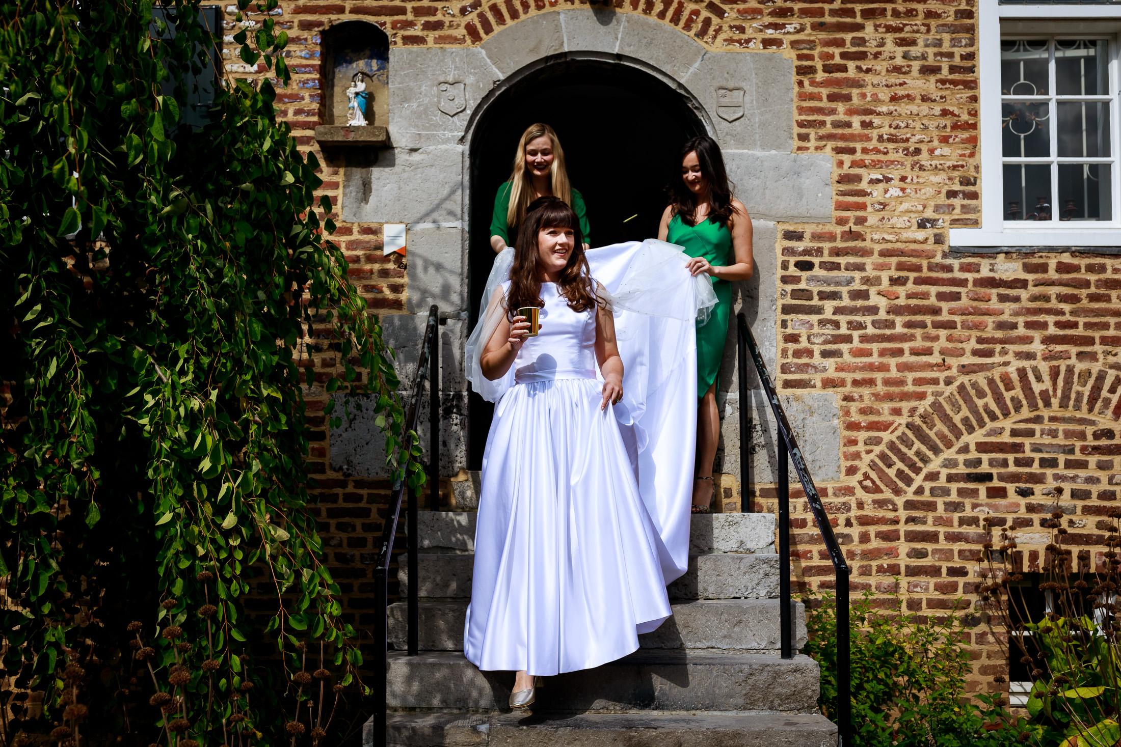 Getting ready Bruid   Bruidsmeisjes   Bridalsquad   Bridesmaids